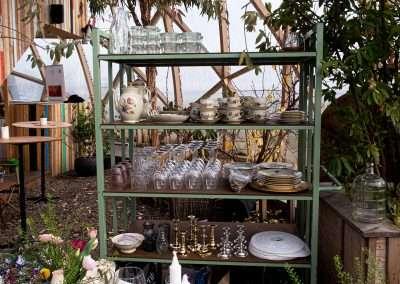 Falkenberg Vadstrup lækkert udvalg af glas og service