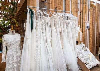 PreLoved Brudekjoler Bæredygtig Bryllupsmesse