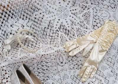 PreLoved Brudekjole accessories Bæredygtig Bryllupsmesse